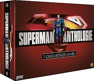 Superman Anthologie-7 Longs métrages animés [Édition Limitée] (B00D4AXNEI) | Amazon price tracker / tracking, Amazon price history charts, Amazon price watches, Amazon price drop alerts