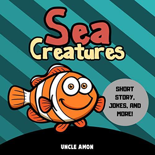 Sea Creatures audiobook cover art