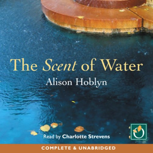 The Scent of Water audiobook cover art
