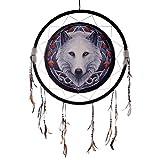 Lisa Parker Traumfänger – Wolf Guardian der Fallschutte 60 cm