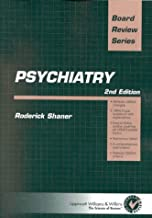 BRS Psychiatry (Board Review Series) by Roderick Shaner (2000-05-01)