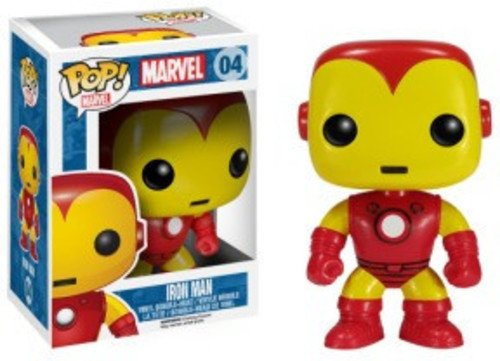 Funko Pop! - Bobble: Marvel: Iron Man (2274)