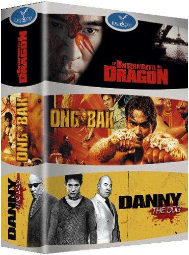 Le Baiser mortel du dragon + Ong Bak + Danny the Dog [Francia] [DVD]