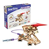 Smartivity Hydraulic Plane Launcher for 6+ Years Boys and Girls, STEM, Learning, Educational and Construction Activity Toy Gift (Multi-Color)