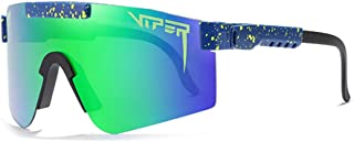 Pit ViperOutdoor Cycling Polarized Sunglasse Men Women Anti-UV Running Glasses