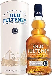Old Pulteney Single Malt Scotch Whisky im Alter von 12 Jahren 70cl Pack 70cl