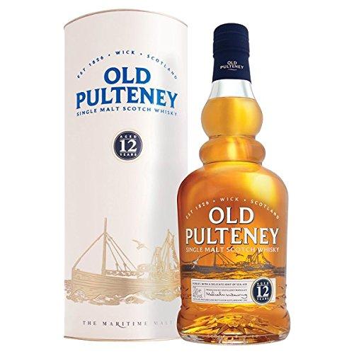Old Pulteney Single Malt Scotch Whisky im Alter von 12 Jahren 70cl Pack (70cl)