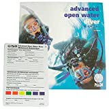 Padi - Manual Advanced Open Water Diver mit Data Carrier (G)