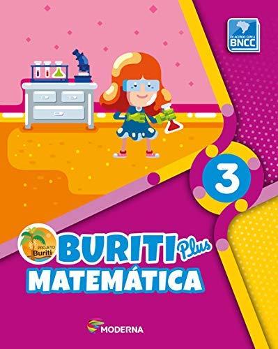 Buriti Plus. Matemática - 3º Ano