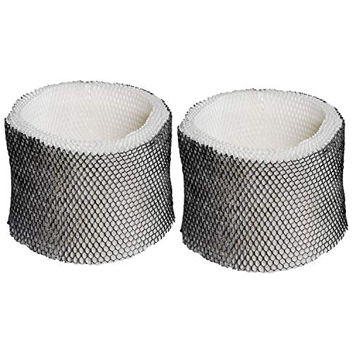 HIFROM Replacement Wick Humidifier Filter for Holmes HM3500, HM3501, HM3600, HM3608, HM3640, HM3641, HM3650, HM3655, HM3655BF, HM3656 replace HWF75 HWF75CS HWF75PDQ-U - Filter D (2 Pcs)