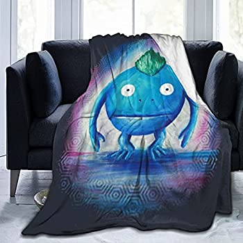 All Life Begins with Nu - Chrono Trigger Ultra-Soft Throws Blanket Air Conditioning Blanket for All Season Bedding Couch Plush House Warming Decor