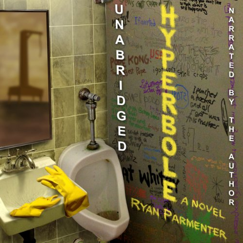 Hyperbole: A Novel audiobook cover art