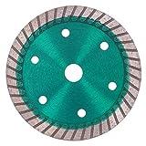 PRODIAMANT Qualité Première Disque à tronçonner diamant Tuile 75 x 10 mm pour BOSCH GWS 10,8-76 V-EC Professional 75mm