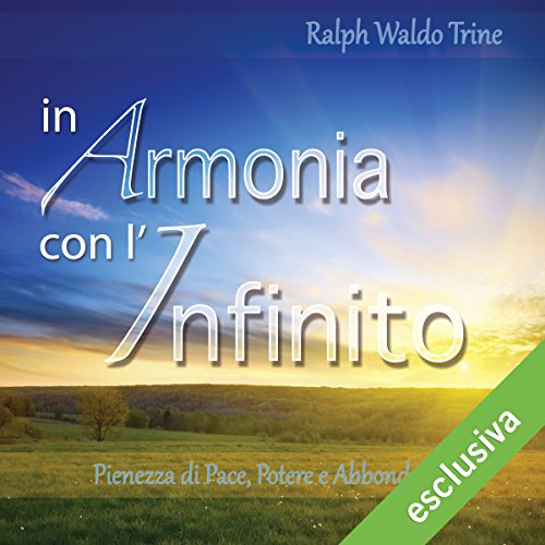 In Armonia con l'Infinito audiobook cover art