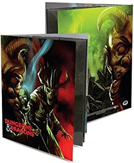 Ultra PRO Official Dungeons & Dragons Tomb of Annihilation Character Folio