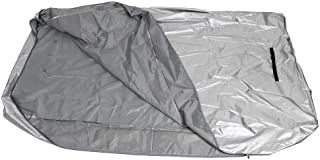 AMONIDA Funda de colchón Reutilizable Funda de colchón para Exteriores, Bolsa de Almacenamiento de colchón, Tela Oxford Impermeable para colchón móvil(196 * 38 * 107cm)