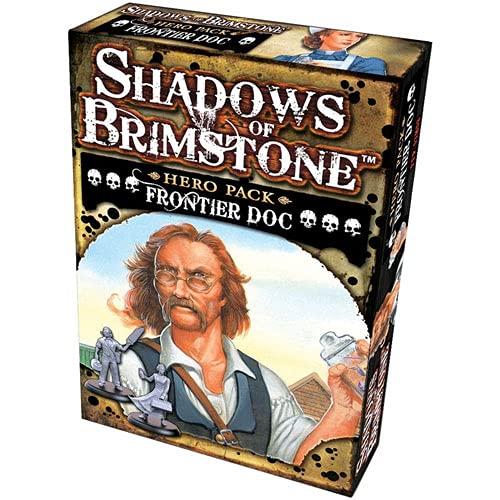 Shadows of Brimstone: Hero Pack – Frontier Doc