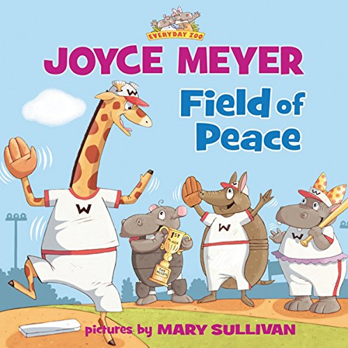Field of Peace                   By:                                                                                                                                 Joyce Meyer                               Narrated by:                                                                                                                                 Pam Turlow,                                                                                        Ben Dooley                      Length: 8 mins     5 ratings     Overall 4.6