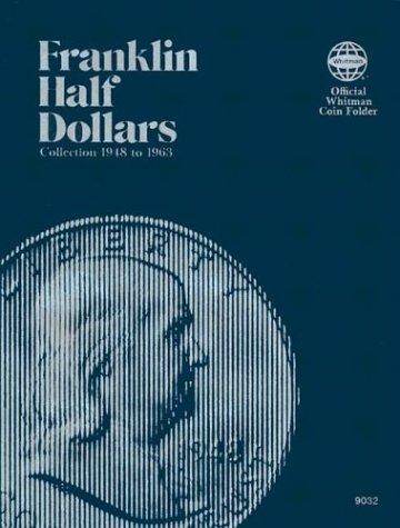 0307090329 Franklin Half Dollar Folder 1948-1963