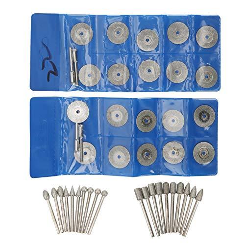 SALUTUYA Hoja de Sierra para carpintería, tamaño pequeño, Mini Disco de Corte de Diamante,