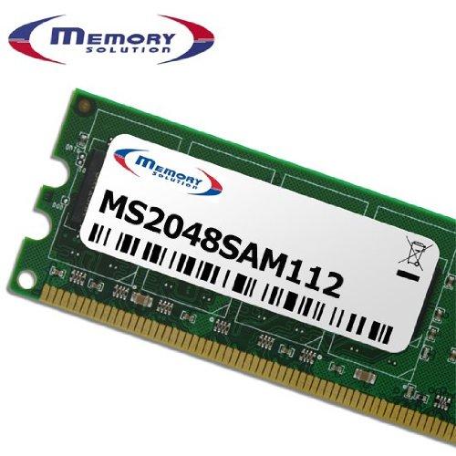 Memory Solution MS2048SAM112 2GB Speichermodul Speichermodule 2 GB