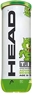 Head 3B T.I.P. Orange Tip, Color Green, Unisex-Adult, Talla única