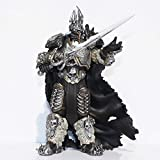 C.G. Arthas Menethil King Lich World of Warcraft Wow - Figura decorativa (17 cm)
