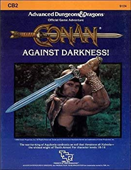 CB2 Conan Against Darkness! - Book  of the Advanced Dungeons and Dragons Module #C4