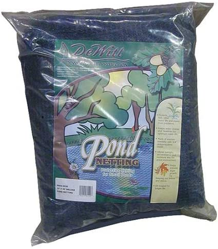 Dewitt Nippon regular agency PN302030 Deluxe Pond Protection X Foot 20 Net OFFicial site 30