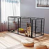Zoom IMG-2 yaheetech recinto per cani cuccioli