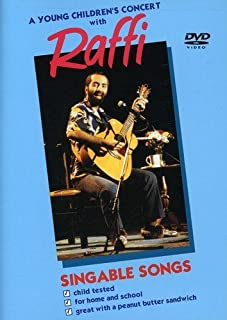 A Young Children`s Concert with Raffi