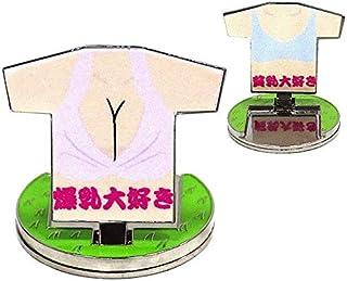 ホクシン交易 HTCゴルフ ゴルフマーカー 28mm 直立マーカー Tシャツ型