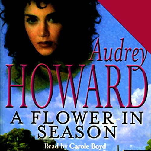 A Flower in Season audiobook cover art