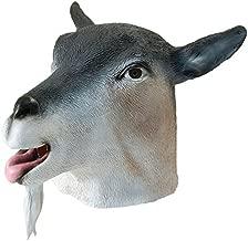 Bristol Novelty BM312 Goat Overhead Mask, One Size