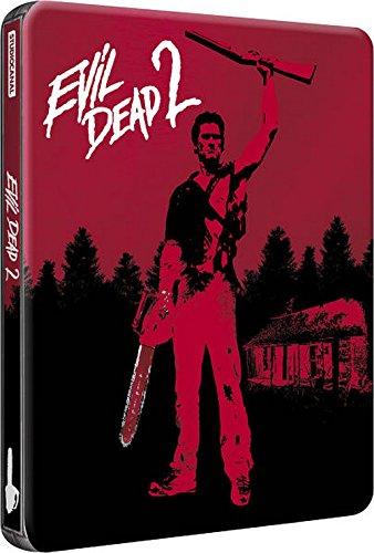 Evil Dead II: Dead By Dawn - Zavvi Exclusive Steelbook [UK Import ohne dt. Ton]
