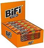 Bifi Original – herzhafter Salami Fleischsnack – geräucherte Mini Wurst als Snack To Go – Multipack, 40er Pack (40 x 22,5 g)
