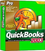 quickbooks pro 2003