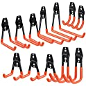 12-Pack Macgo Heavy Duty Garage Hooks