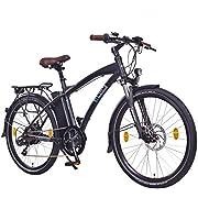 """36V 13Ah 468Wh Akku 26/"""" Zoll 250W NCM Essen Urban City E-Bike"""