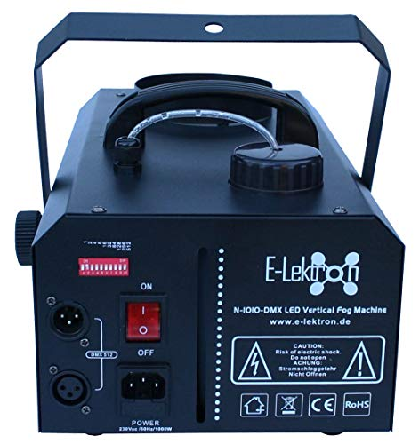 E-Lektron N-1010-DMX Nebelmaschine Erfahrungen & Preisvergleich