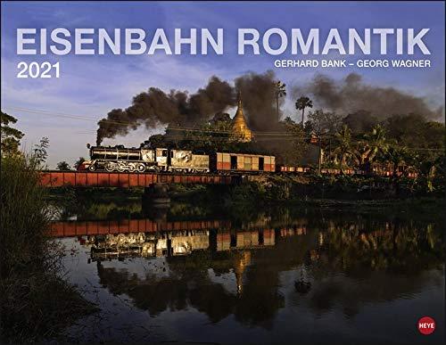 Eisenbahn Romantik Kalender 2021
