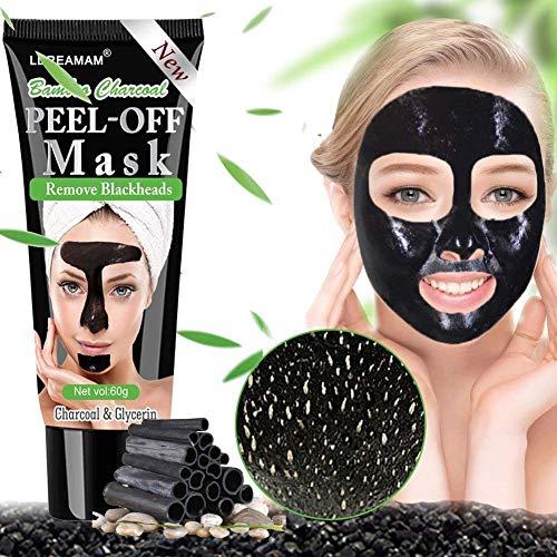 Peel off Masque,Anti-Point Masque,Blackhead Remover Masque,Point Noir Masque,Pore Cleanser Masque,Supprime Points Noirs/Acné,Nettoyant en Profondeur Rétrécir Pores,Pour Une Peau Pure Lisse