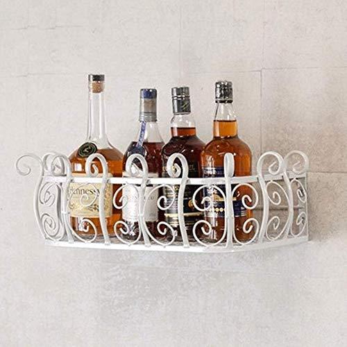 Estante flotante, estante de pared diseño de alambre estilo nórdico, moderno y simple soporte de exhibición flotante para el hogar y la tienda organizador de decoración