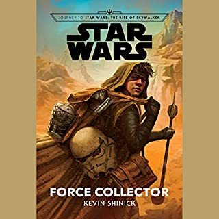 Journey to Star Wars: The Rise of Skywalker: Force Collector audiobook cover art