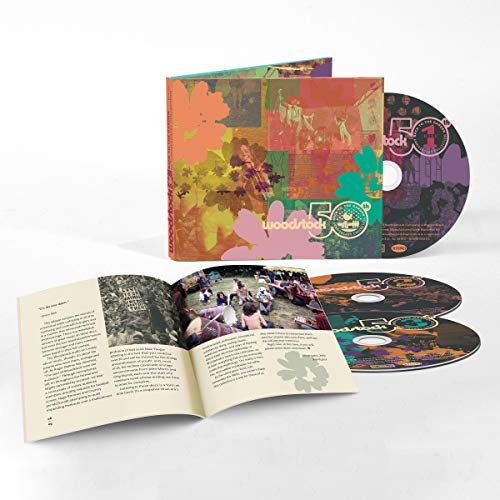 Woodstock-Back to the Garden(50th Anniversary Coll