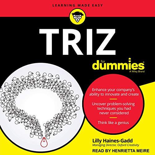 TRIZ for Dummies Titelbild