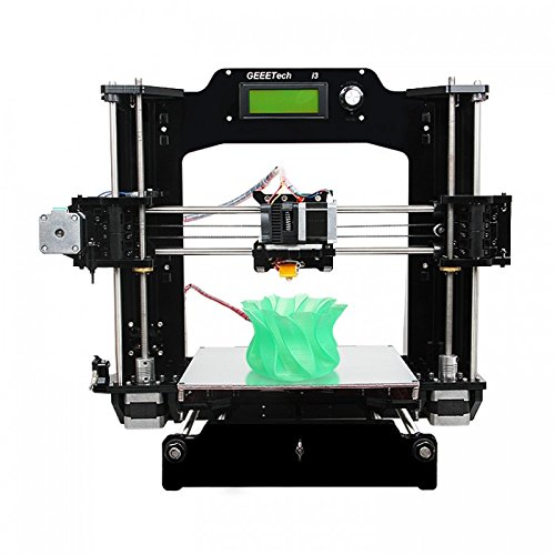 Geeetech Unmounted Prusa I3 X impresora 3D Kit de bricolaje