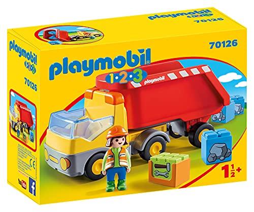 Playmobil 1.2.3. camion