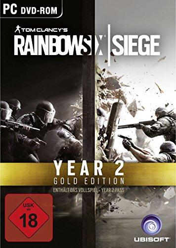 Tom Clancy's Rainbow Six Siege Gold Edition - Season 2 - [PC]
