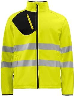 haute visibilit/é Jaune Projob 646030-10-6 T-Shirt L